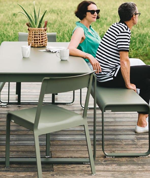 Stunning Salon De Jardin Fermob Avis Ideas - House Design ...